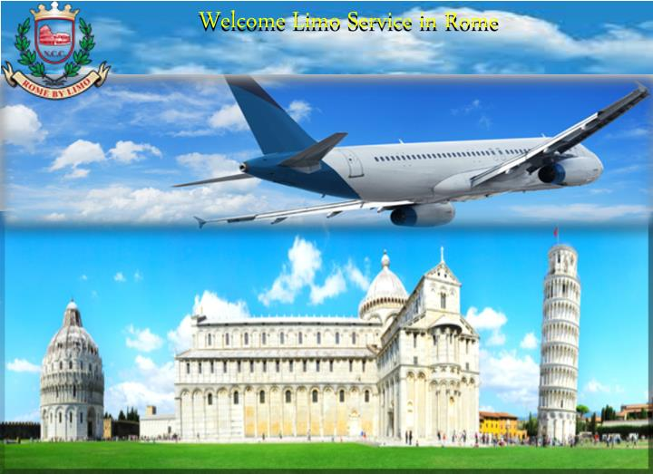 welcome limo service in rome n.