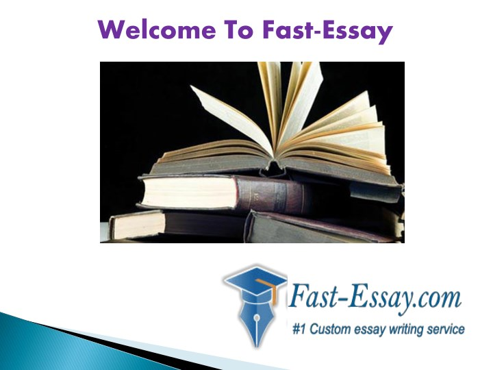 welcome to fast essay n.