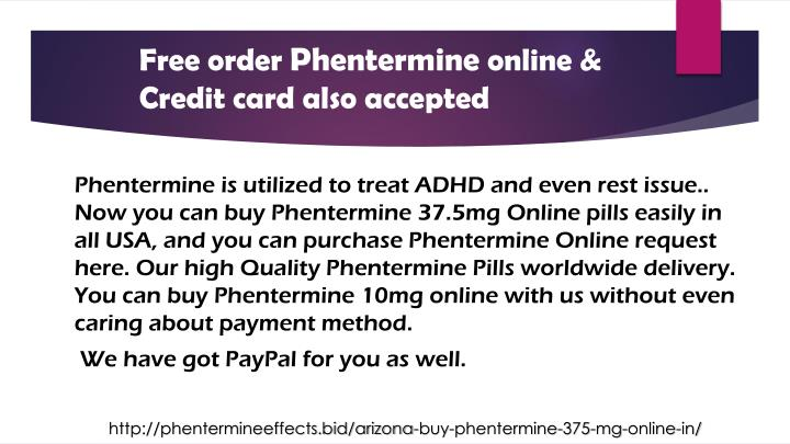 Ppt Buy Phentermine 37 5 Online 2 99 Free Home Delivery