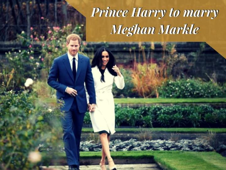 prince harry to marry meghan markle n.