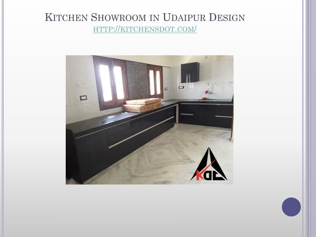 PPT - Kitchen Showroom in Udaipur Design PowerPoint ...
