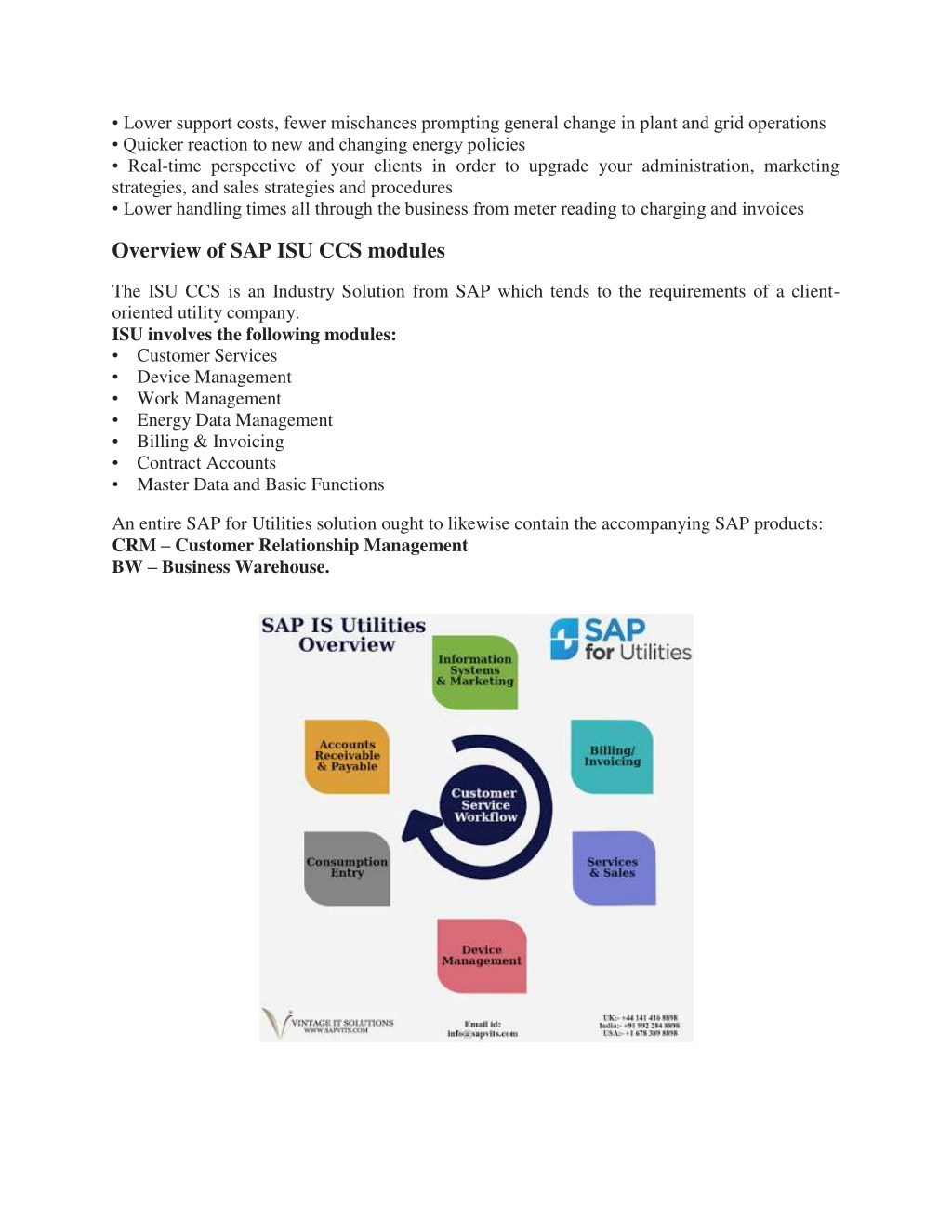 PPT - SAP IS Utilities Training Material PowerPoint