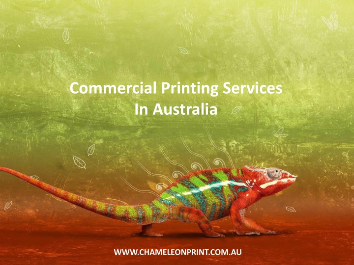 commercial printing services in australia n.