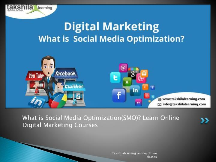 what is social media optimization smo learn n.