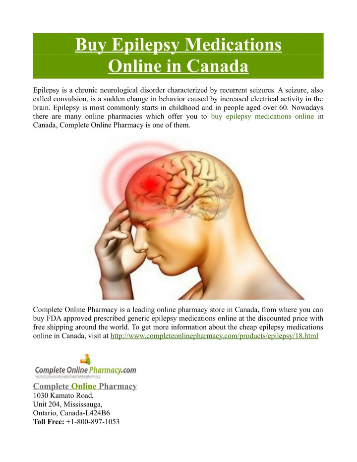 buy epilepsy medications online in canada n.