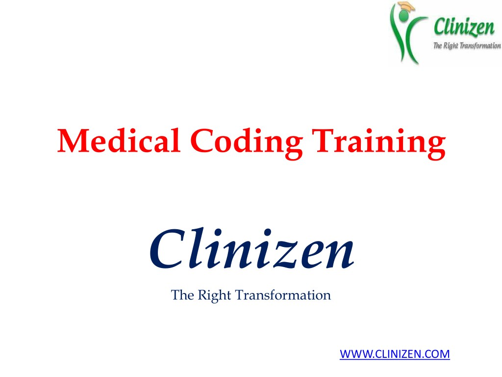 Ppt Low Price Medical Coding Training In Hyderabad Powerpoint