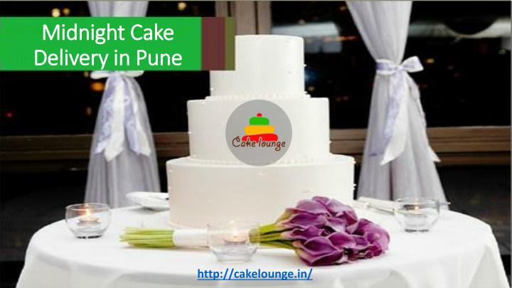 midnight cake delivery in pune n.