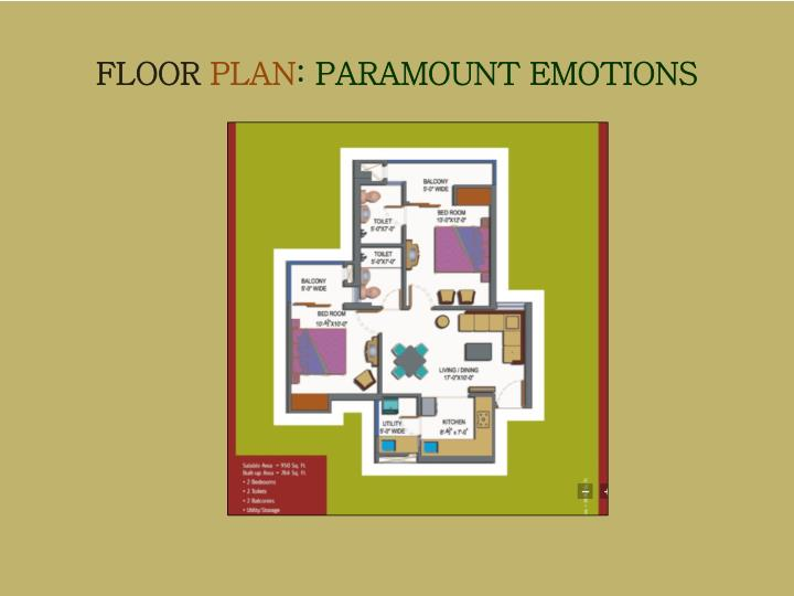 Ppt Paramount Emotions 9560090060 Powerpoint Presentation Id 7762276