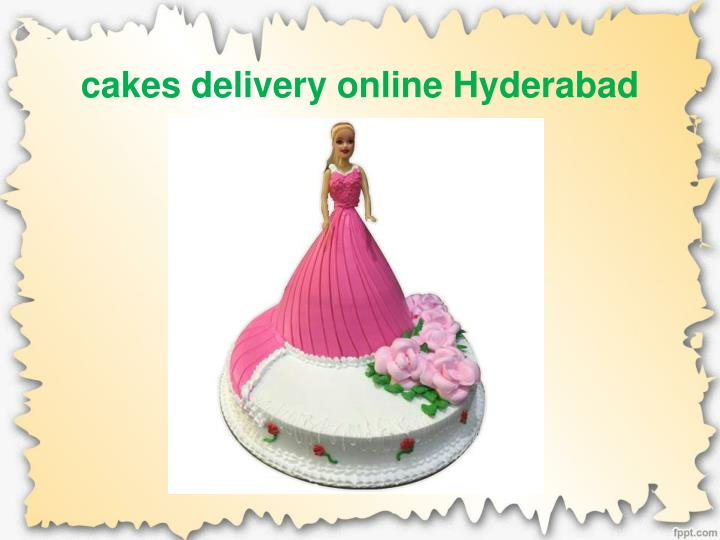 Cakes Delivery Online Hyderabad