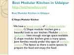 best modular kitchen in udaipur http kitchensdot com 2