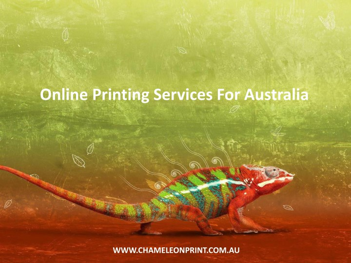 online printing services for australia n.