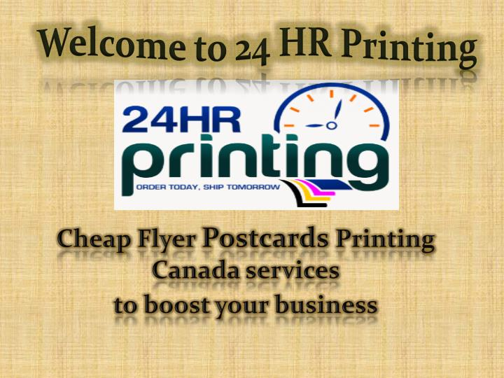 cheap flyer postcards printing canada services to boost your business n.