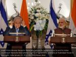 israeli prime minister benjamin netanyahu adjusts 1