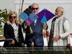 israeli prime minister benjamin netanyahu holds