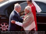 israeli prime minister benjamin netanyahu shakes 1