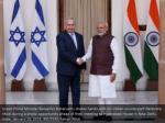 israeli prime minister benjamin netanyahu shakes 3