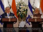 israeli prime minister benjamin netanyahu speaks