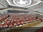 children attending the congress of the korean