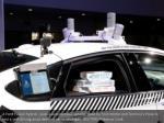 a ford fusion hybrid level 4 autonomous vehicle