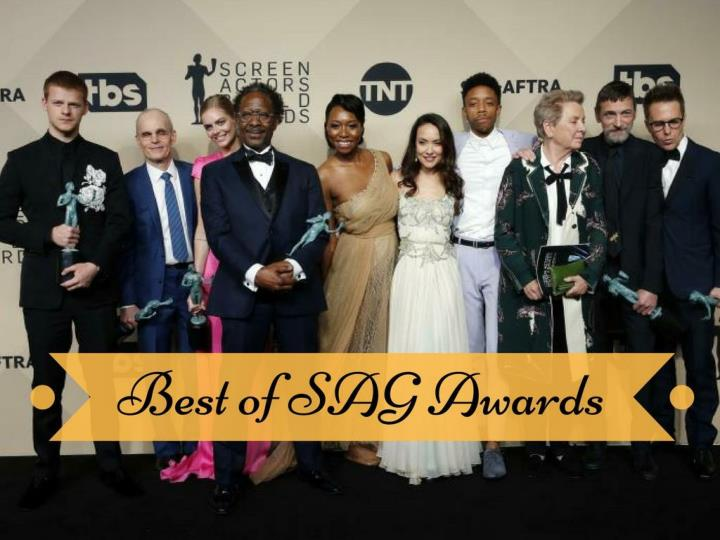 best of sag awards n.