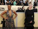 samira wiley and writer lauren morelli reuters