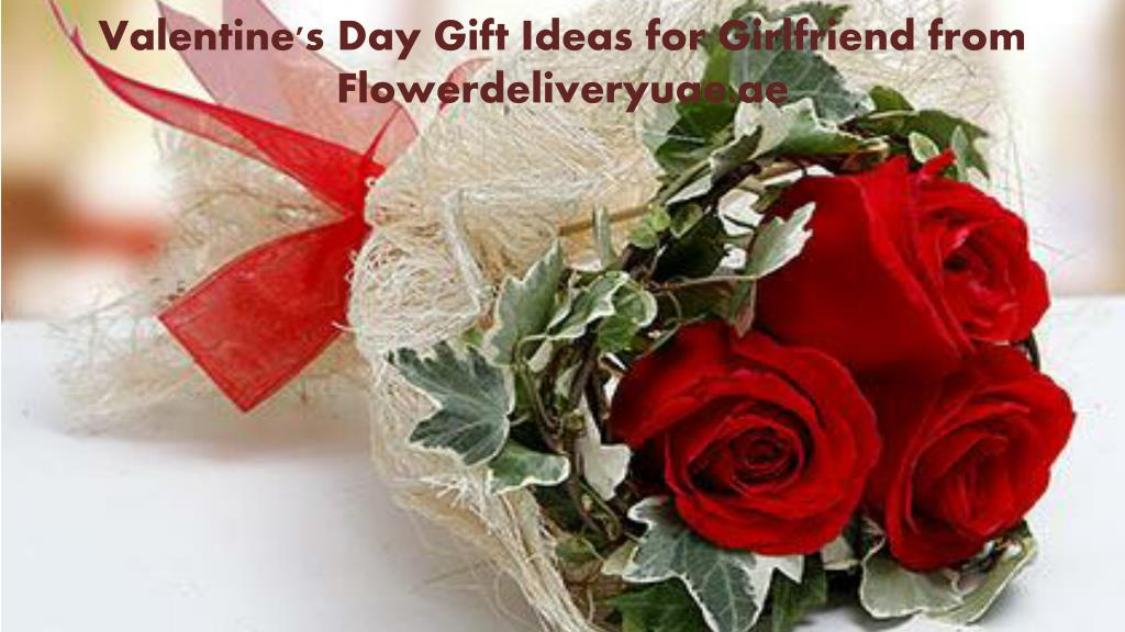 Ppt Valentine S Day Gift Ideas For Girlfriend From