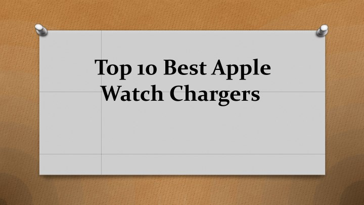 top 10 best apple watch chargers n.