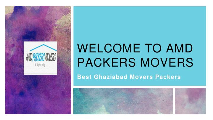 welcome to amd packers movers n.