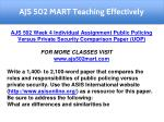 ajs 502 mart teaching effectively 5