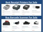 best receipt printers for sale