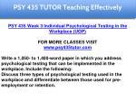 psy 435 tutor education specialist 11