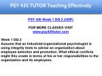 psy 435 tutor education specialist 3
