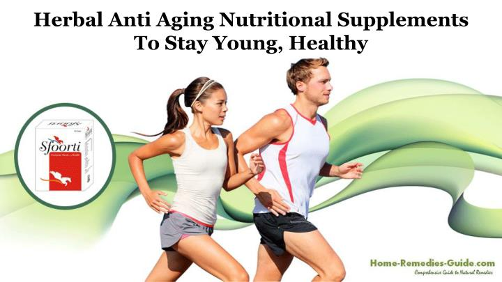 herbal anti aging nutritional supplements to stay n.