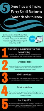 xero tips and tricks every small business owner