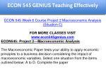 econ 545 genius education specialist 23