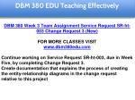dbm 380 edu teaching effectively 24