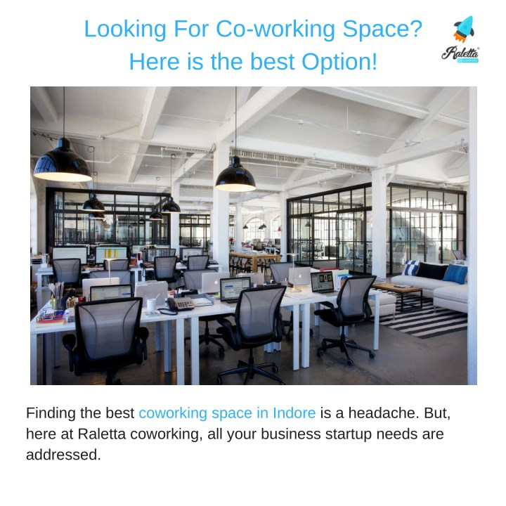 looking for co working space here is the best n.