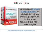 grades4sure grades4sure jn0 dumps questions dumps
