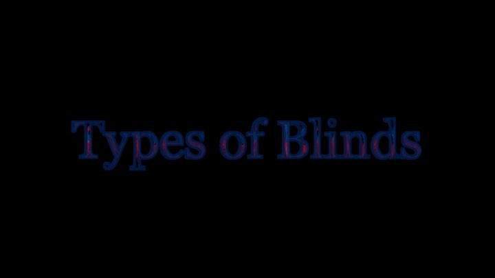 types of blinds n.