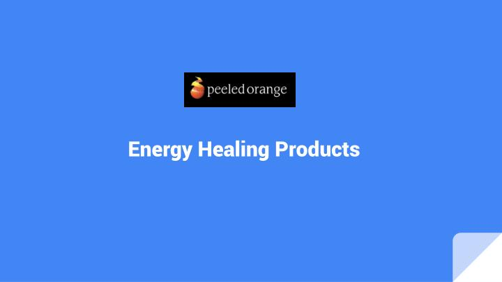 energy healing products n.