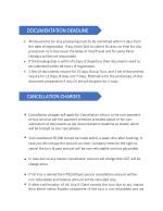 documentation deadline documentation deadline