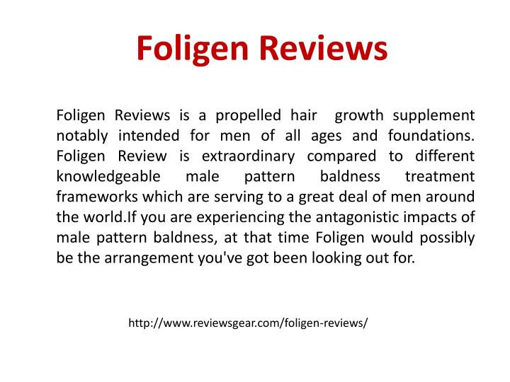 foligen reviews n.
