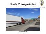 goods transportation 1