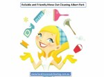 reliable and friendly move out cleaning albert