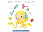 reliable and friendly move out cleaning armadale