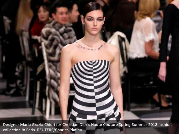 Christian Dior Fashion Designer Ppt