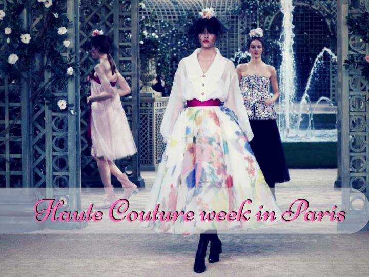 haute couture week in paris n.