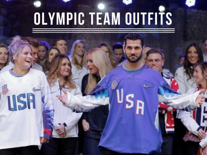 olympic team outfits n.