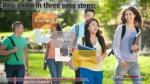 pass exam in three easy steps