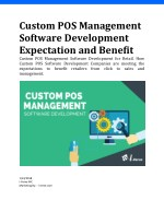 custom pos management software development